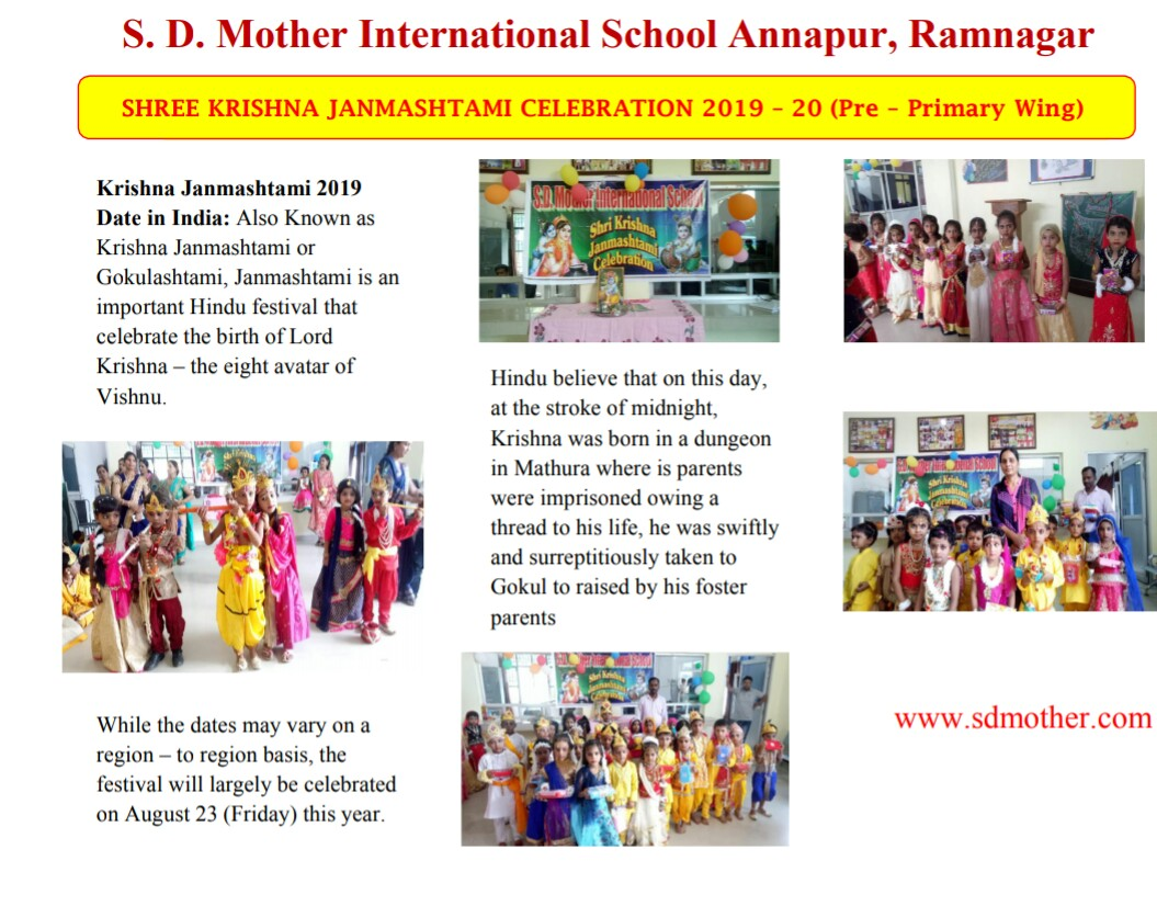 S.D. Mother International school